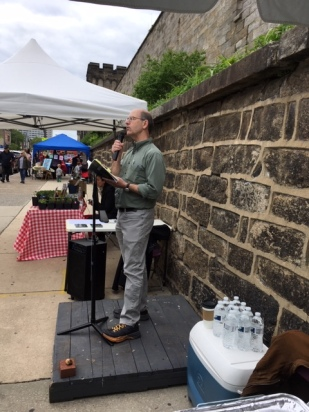 Fairmount Fest Reading 2019